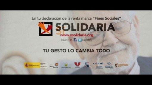 Campaña X Solidaria 2012