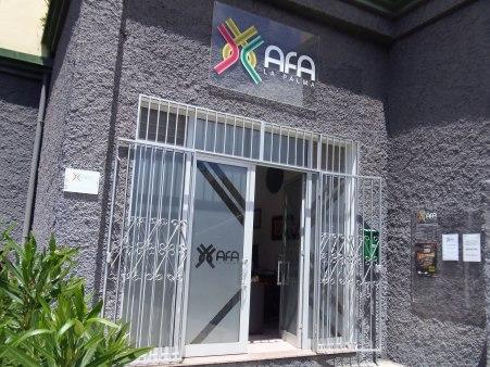 SEDE AFA LA PALMA. LOS LLANOS DE ARIDANE