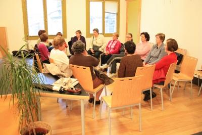 Grupo de apoyo de Alzheimer para cuidadores