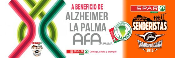 Colabora con Alzheimer La Palma – SPAR Encuentro Solidario de Senderistas 2015