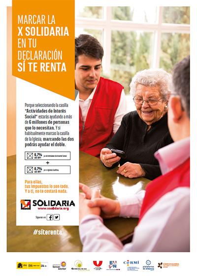 X SOLIDARIA 2016