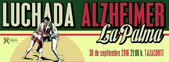 AFA LA PALMA. DIA MUNDIAL DEL ALZHEIMER 2016