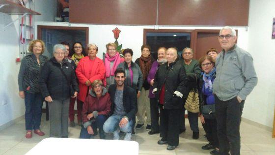 AFA La Palma. Nuestra Mente Activa en Breña Baja