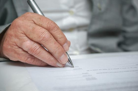 Alzheimer y trámites legales