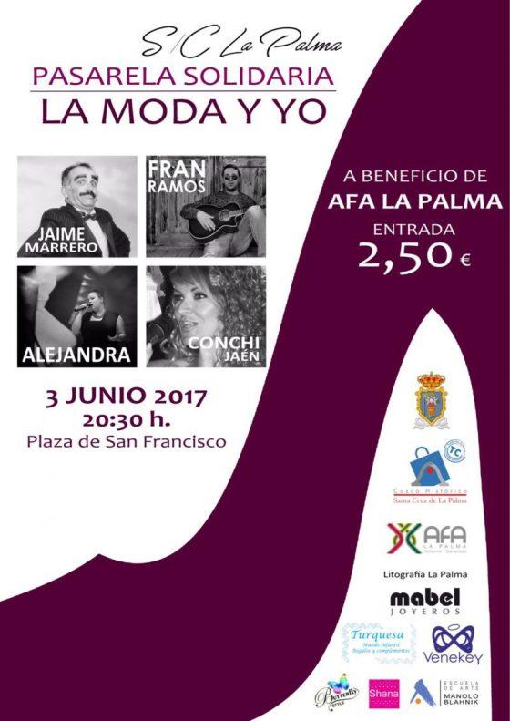La Moda y Yo, a beneficio de AFA La Palma