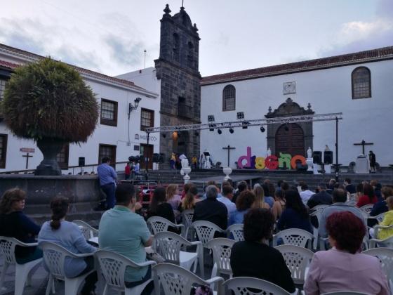 La Moda y Yo. Gala a beneficio de AFA La Palma