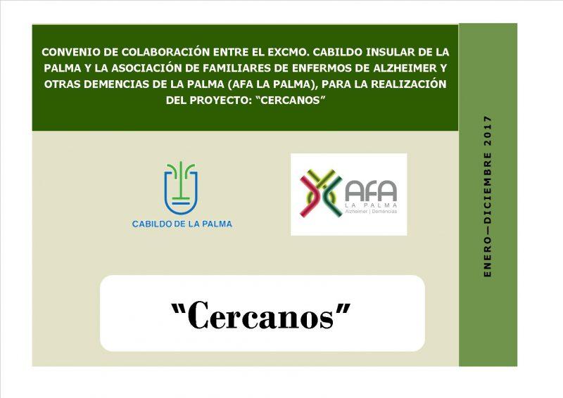 AFA LA PALMA. CARTEL CONV CABILDO SUBVENCIÓN AFA 2017