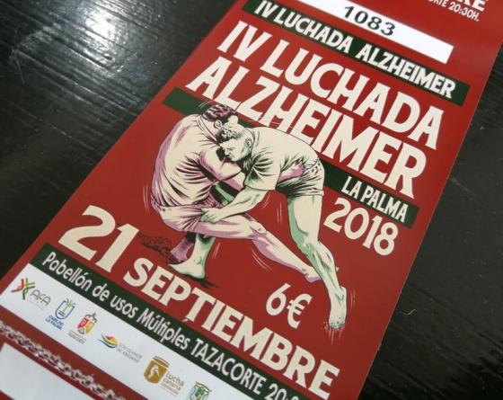 IV LUCHADA ALZHEIMER LA PALMA