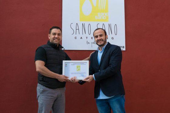 SANO SANO CATERING EMPRESA SOCIALMENTE RESPONSABLE